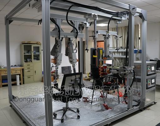 椅子结构强度试验机-东莞华科东尼仪器有限